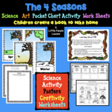 THE 4 SEASONS, AN INTERACTIVE SCIENCE UNIT FOR LITTLE KIDS
