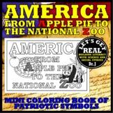 THE ABCs OF AMERICA (Themed Social Studies Alphabet)