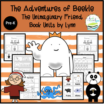 THE ADVENTURES OF BEEKLE  BOOK UNIT