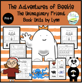 THE ADVENTURES OF BEEKLE  BOOK UNIT