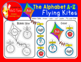 THE ALPHABET A to Z FLYING KITES
