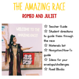 THE AMAZING RACE! Engaging Activity to Get Students Excite