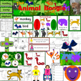 THE ANIMAL BOOGIE story pack - EYFS / KS1 - Jungle animals