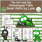THE ANT AND THE GRASSHOPPER: AN AESOP'S FABLE