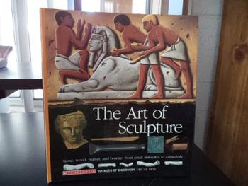 THE ART OF SCULPTURE          ISBN 0-590-47641-6