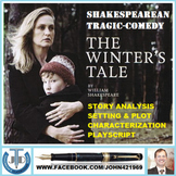 THE WINTER'S TALE - SHAKESPEAREAN TRAGIC-COMEDY - UNIT PLANS AND RESOURCES