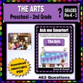 ART, MUSIC, DANCE, THEATRE - Fine Arts Preschool - 2nd Grade