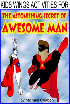 THE ASTONISHING SECRET OF AWESOME MAN!  Can you be first t