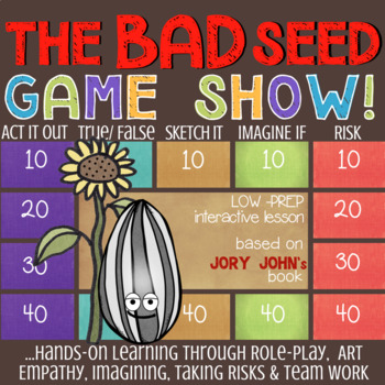 THE BAD SEED: School Counseling Lesson on Self-Compassion & Second Chances