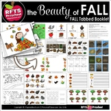 THE BEAUTY OF FALL (FALL Tab Booklet)