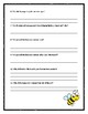 THE BEE TREE by Patricia Polacco - Comprehension & Text Evidence