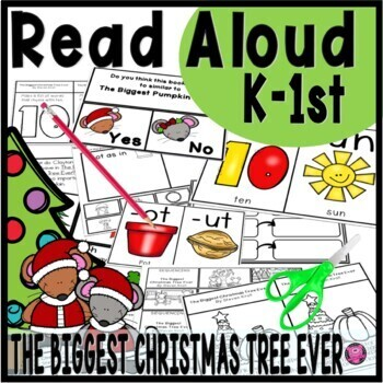 The Biggest Christmas Tree Ever Close Read Lesson Plans and Activities