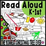 The Biggest Christmas Tree Ever Read Aloud Book Activities