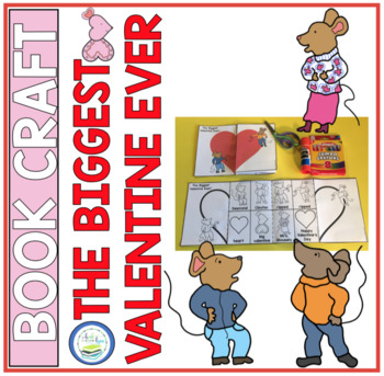 THE BIGGEST VALENTINE EVER BOOK CRAFT