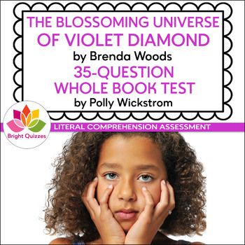 THE BLOSSOMING UNIVERSE OF VIOLET DIAMOND | PRINTABLE WHOLE BOOK TEST