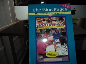 THE BLUE PAGES  RESOURCES FOR TEACHDERS