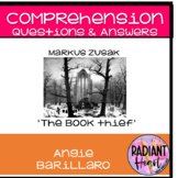 THE BOOK THIEF Comprehension Questions & Answers