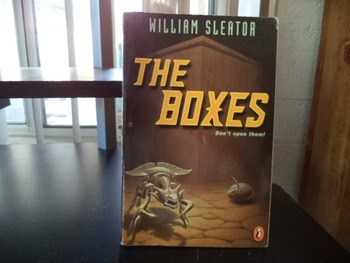 THE BOXES   ISBN 0-14-130810-9