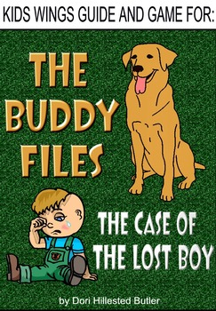 THE BUDDY FILES! The Case of the Missing Boy!  An Easy Mystery!