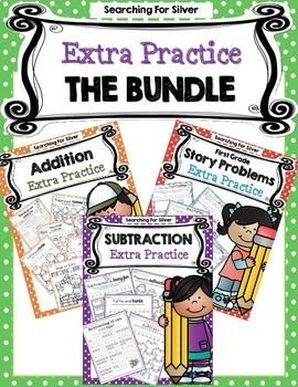 THE BUNDLE: Subtraction, Addition, Story Problems