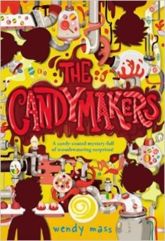 Book Study: THE CANDYMAKERS