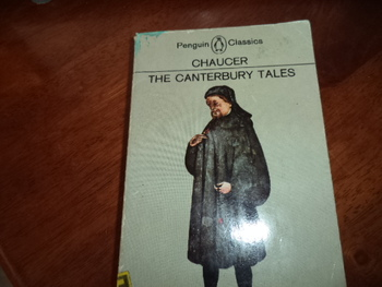 THE CANTERBURY TALES ISBN 0-14-044022-4