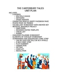 THE CANTERBURY TALES UNIT PLAN