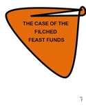 THE CASE OF THE FILCHED FEAST FUNDS - READING COMPREHENSION QUIZ AND MORE BUNDLE