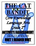 THE CAT BANDIT Skills Strand Unit 1 Reader Activity/Assess