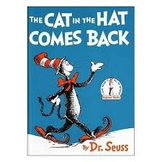 THE CAT IN THE HAT COMES BACK COMPREHENSION GUIDE! WITH ANSWERS!