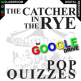 THE CATCHER IN THE RYE 5 Pop Quizzes (Created for Digital)