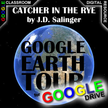 THE CATCHER IN THE RYE Google Earth Introduction Tour (Created for Digital)