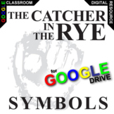 THE CATCHER IN THE RYE Symbols Analysis (Created for Digital)