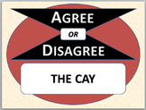 THE CAY - Agree or Disagree Pre-reading Activity