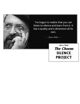 THE CHOSEN: Silence Project