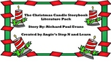 THE CHRISTMAS CANDLE LITERATURE ACTIVITY PACK