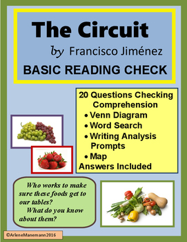 THE CIRCUIT Reading Check Questions and more