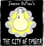 THE CITY OF EMBER by Jeanne DuPrau, A Breath-taking Dystopian Adventure