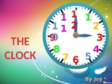 THE CLOCK with sounds