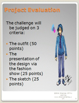THE CLOTHING UPCYCLE STEM DESIGN CHALLENGE