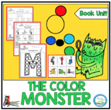 THE COLOR MONSTER BOOK UNIT