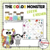 THE COLOR MONSTER - FEELINGS COOTIE CATCHER