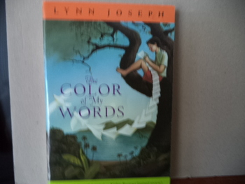 The Color of My Words  ISBN 0-06-447204-3