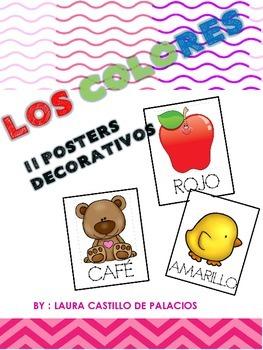 THE COLORS / LOS COLORES