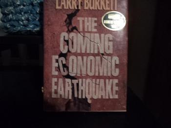 THE COMING ECONOMIC EARTHQUAKE   ISBN 0-8024-1526-1