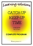 THE COMPLETE BOOK OF TIME - Differentiated - Whole class and RTI