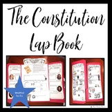 THE CONSTITUTION  LAP BOOK Template for ELL or SPED