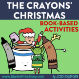 THE CRAYONS' CHRISTMAS Activities and Read Aloud Lessons f