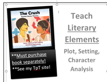 THE CRUSH Lesson Activities Struggling Readers ESL SPED Homeschool