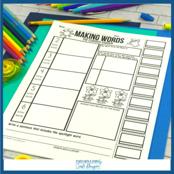 THE CURIOUS GARDEN Activities and Read Aloud Lessons